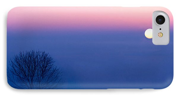 Cool Winter Sun IPhone Case by Todd Klassy
