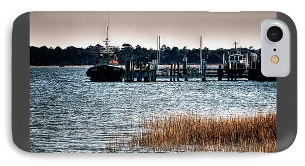 IPhone Case featuring the photograph Cooper River by Jim Hill
