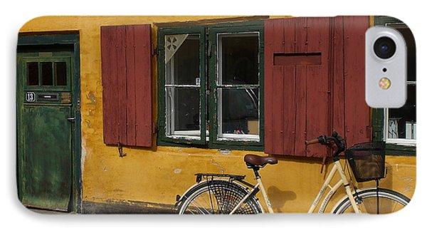 Copenhagen Still Life IPhone Case by Sabine Meisel