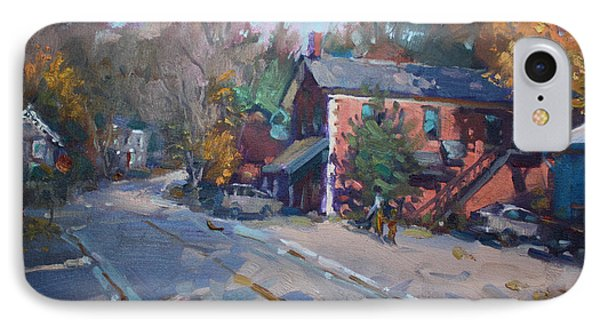 Copper Kettle Pub In Glen Williams On IPhone Case