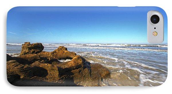 Coquina Beach IPhone Case by Robert Och