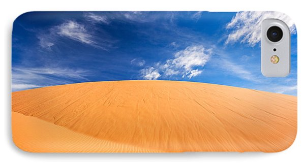 Coral Pink Sand Dunes State Park, Kanab, Utah IPhone Case