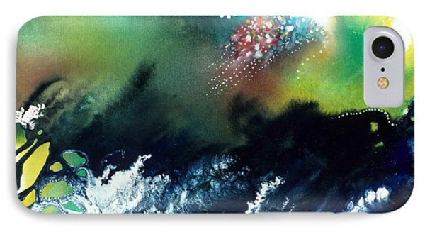 Coral Reef Of The Pacific Angel IPhone Case by Lee Pantas