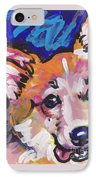 Corgi Luv IPhone Case