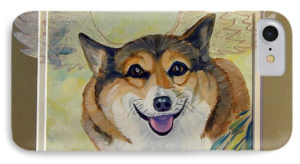 Corgi Wings Of An Angel IPhone Case