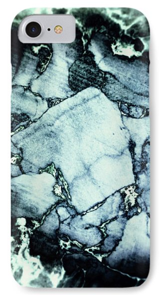Cork Abstraction Phone Case by Wim Lanclus