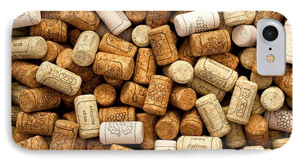 Corks IPhone Case by Rob Tullis