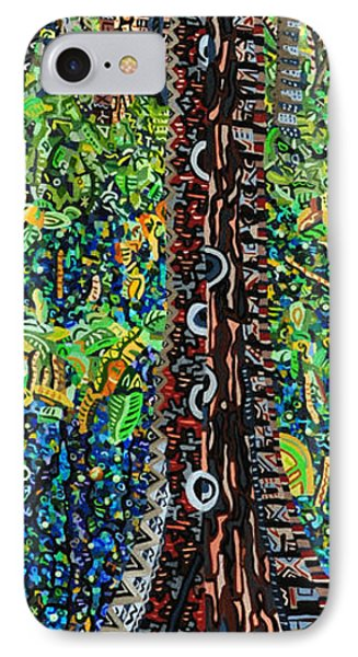 Corkscrew Swamp Sanctuary 2 Phone Case by Micah Mullen