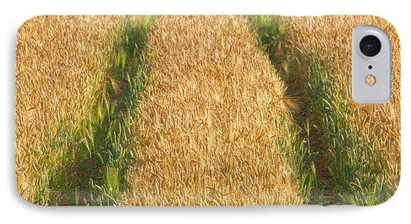 Corn Field Phone Case by Heiko Koehrer-Wagner