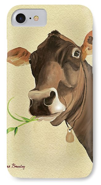 Corneila IPhone Case by Anne Beverley-Stamps