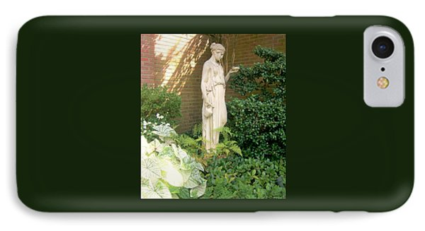 Corner Of My Garden IPhone Case by Sandra Cutrer