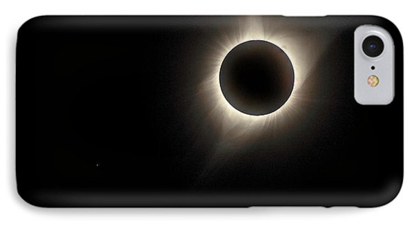 IPhone Case featuring the photograph Corona by Rikk Flohr