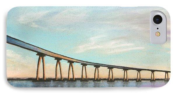 Coronado Bridge Sunset A IPhone Case