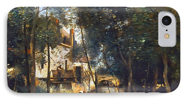 Corot - The Mill Phone Case by Granger
