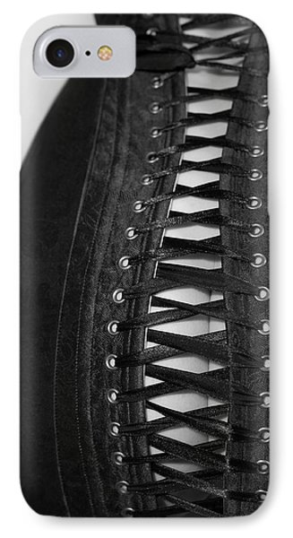 IPhone Case featuring the photograph Corset #20080 by Andrey  Godyaykin