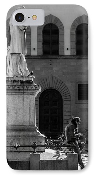 Cosimo Ridolfi IPhone Case by Sonny Marcyan