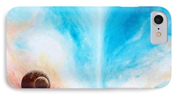 Cosmic Arena IPhone Case by Deneb Arici