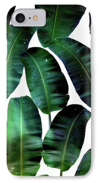 Cosmic Banana Leaves IPhone 7 Case