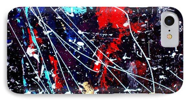 Cosmic Journey Phone Case by Wayne Potrafka