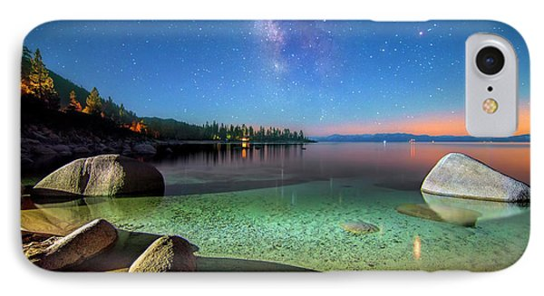 Cosmic Light IPhone Case