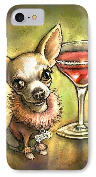 Martini iPhone 7 Case - Cosmo by Sean ODaniels