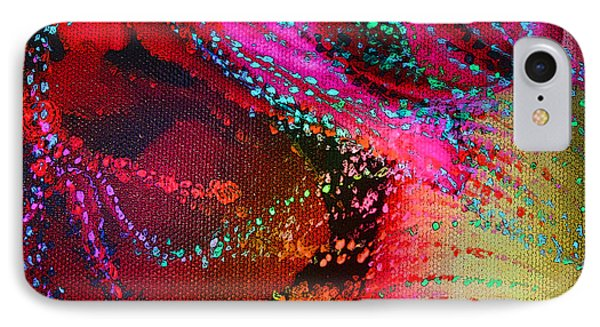 Cosmogenesis IPhone Case by Jeanette French