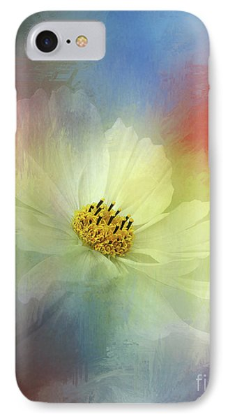 Cosmos Dreaming Abstract By Kaye Menner IPhone Case by Kaye Menner