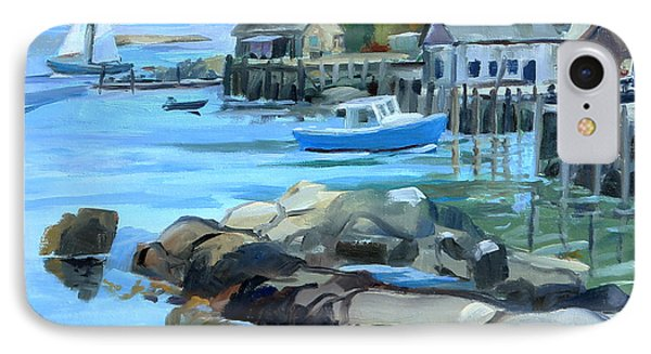 Costal Maine IPhone Case