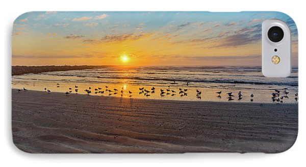 Coastal Sunrise IPhone Case by Dave Files