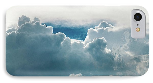 Cotton Clouds IPhone Case by Marc Wieland