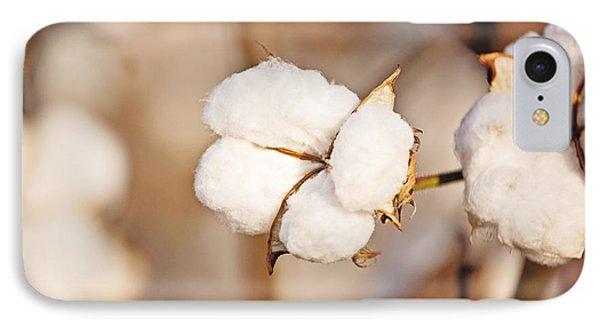 Cotton Plant IPhone Case