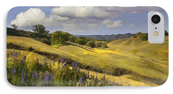 Cottonwood Canyon IPhone Case