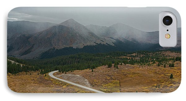 Cottonwood Pass #1 IPhone Case by Dana Sohr