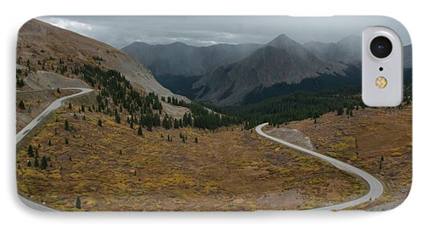 Cottonwood Pass #2 IPhone Case by Dana Sohr