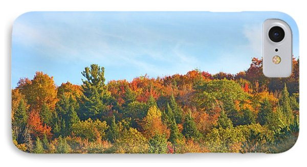 IPhone Case featuring the photograph Couleurs D' Automne by Aimelle
