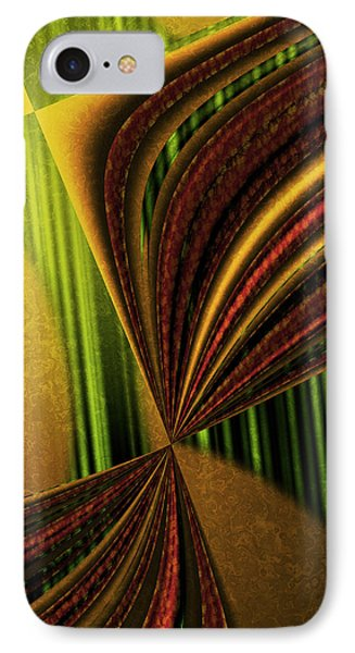 Counterpoint 3 IPhone Case by Vic Eberly