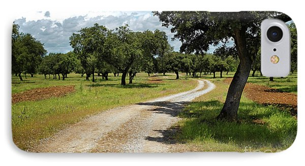 Countriside Trail IPhone Case by Carlos Caetano