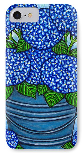 Country Blues Phone Case by Lisa  Lorenz
