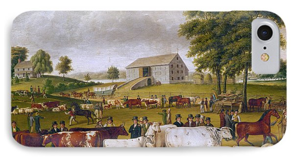 Country Fair, 1824 Phone Case by Granger