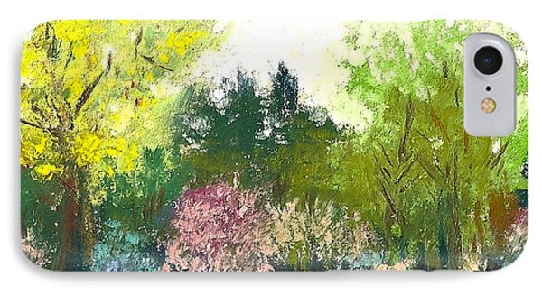 Country Garden Phone Case by David Patterson
