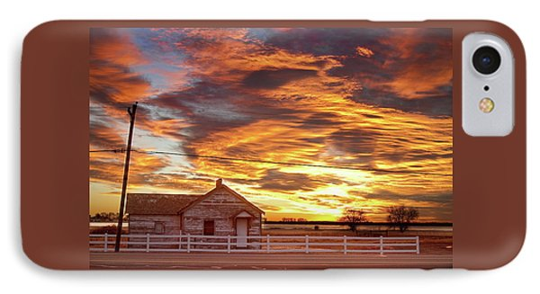 Country House Sunset Longmont Colorado Boulder County Phone Case by James BO  Insogna