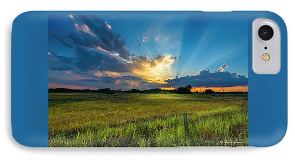 Country Life IPhone Case by Marvin Spates