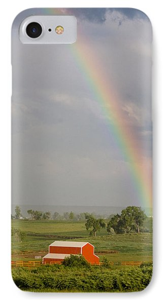 Country Rainbow Phone Case by James BO  Insogna