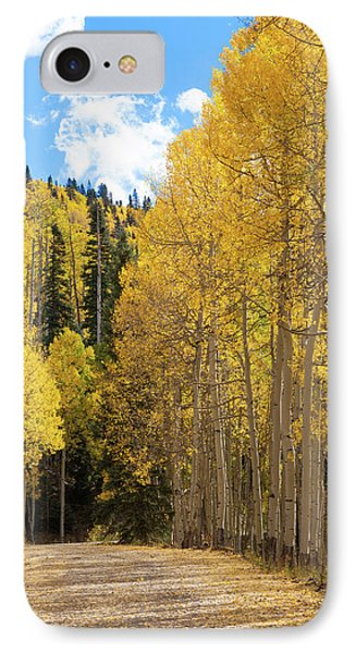 Country Roads IPhone 7 Case by David Chandler