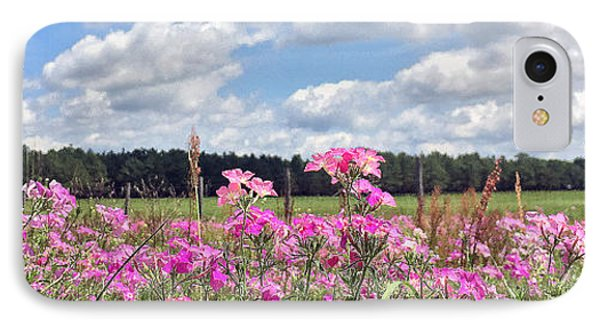 Country Roads IPhone Case by LeeAnn Kendall