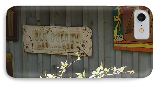 Country Store IPhone Case by Donna Dixon