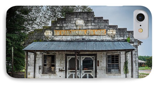 Country Store In The Mississippi Delta IPhone Case by T Lowry Wilson