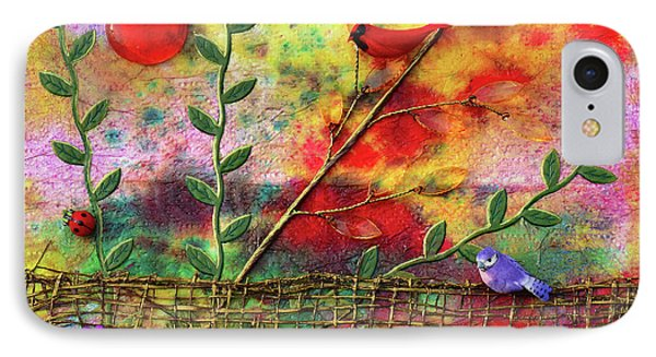 Country Sunrise IPhone Case by Donna Blackhall