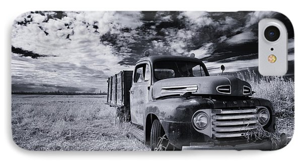 Country Truck IPhone Case by Ian MacDonald