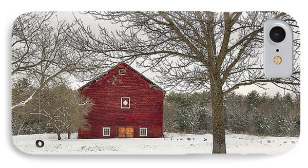 Country Vermont IPhone Case by Sharon Batdorf